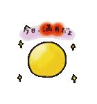 ゆるスピ系アラサー女子 すぴこ!(個別スタンプ:3)