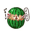 タンくまといっしょ2 ~タンくまの夏~(個別スタンプ:05)