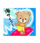 タンくまといっしょ2 ~タンくまの夏~(個別スタンプ:34)