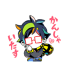 東京眼鏡少年(個別スタンプ:2)