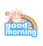 「おはよう」天気で挨拶(個別スタンプ:08)