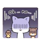 猫と柴犬と時々ひよこ 日常編(個別スタンプ:33)