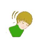 感謝の気持ち「ベジタリアン&アレルギー」(個別スタンプ:27)