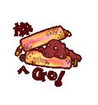 お茶目ピカイチ犬(個別スタンプ:3)