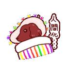 お茶目ピカイチ犬(個別スタンプ:11)