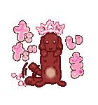 お茶目ピカイチ犬(個別スタンプ:40)
