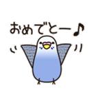 せきせいいんこ! [Ver3](個別スタンプ:01)