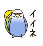 せきせいいんこ! [Ver3](個別スタンプ:11)