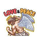 天使と悪魔とときどき神様(個別スタンプ:40)