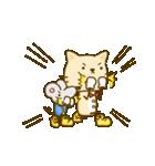 かわいい絵柄のネコとネズミ【文字なし編】(個別スタンプ:15)