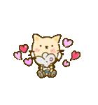 かわいい絵柄のネコとネズミ【文字なし編】(個別スタンプ:24)