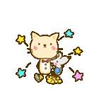 かわいい絵柄のネコとネズミ【文字なし編】(個別スタンプ:28)