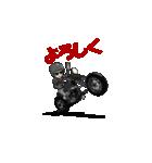 アメリカンバイク アニメーション(個別スタンプ:06)