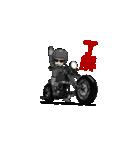 アメリカンバイク アニメーション(個別スタンプ:22)