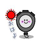 かわいい水泳道具たち★(個別スタンプ:01)