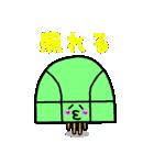 かわいい水泳道具たち★(個別スタンプ:12)