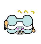 かわいい水泳道具たち★(個別スタンプ:21)