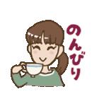 大人女子とっぴぃの毎日スタンプ(個別スタンプ:30)