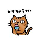 猫のトラタ7 夏(個別スタンプ:13)