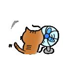 猫のトラタ7 夏(個別スタンプ:15)