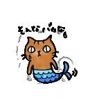 猫のトラタ7 夏(個別スタンプ:19)