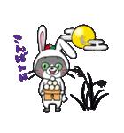 Hiroshima Cat 6 秋(個別スタンプ:05)