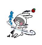 Hiroshima Cat 6 秋(個別スタンプ:07)