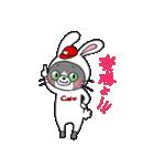 Hiroshima Cat 6 秋(個別スタンプ:09)