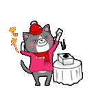 Hiroshima Cat 6 秋(個別スタンプ:30)