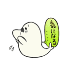 しゃくれ あざらし あごちゃん(個別スタンプ:14)