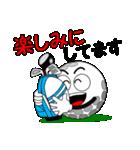 ゴルフの打ち合わせ3「敬語編」(個別スタンプ:20)