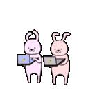 うさぎーズ☆(個別スタンプ:02)