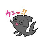 三匹の金魚・2(個別スタンプ:05)