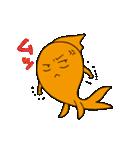 三匹の金魚・2(個別スタンプ:25)