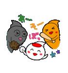 三匹の金魚・2(個別スタンプ:34)