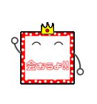 かみ王子(メッセージカード編)(個別スタンプ:03)