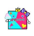 かみ王子(メッセージカード編)(個別スタンプ:14)