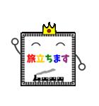 かみ王子(メッセージカード編)(個別スタンプ:19)