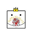 かみ王子(メッセージカード編)(個別スタンプ:22)