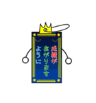 かみ王子(メッセージカード編)(個別スタンプ:33)
