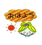 ちょ~便利!ガーリースタンプ(個別スタンプ:01)