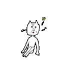 変態ネコの時男(個別スタンプ:3)