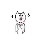 変態ネコの時男(個別スタンプ:4)