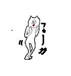 変態ネコの時男(個別スタンプ:15)