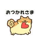 ぽめまるくん(個別スタンプ:01)