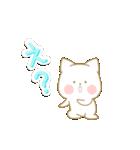 いちごとオレンジ♡うさぎとネコ ver.2(個別スタンプ:9)