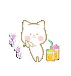 いちごとオレンジ♡うさぎとネコ ver.2(個別スタンプ:17)