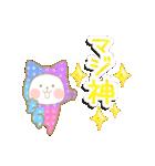 いちごとオレンジ♡うさぎとネコ ver.2(個別スタンプ:20)