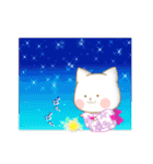 いちごとオレンジ♡うさぎとネコ ver.2(個別スタンプ:31)