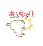 いちごとオレンジ♡うさぎとネコ ver.2(個別スタンプ:38)